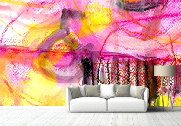 Wallpaper Serie Erdbeere 1
