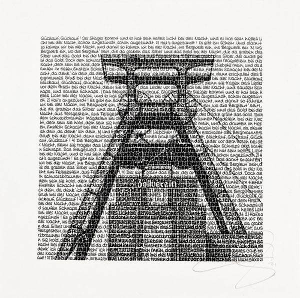 Zeche Zollverein Steigerlied